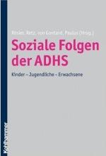 """Abbildung des Buchs """"Soziale Folgen der ADHS"""""""